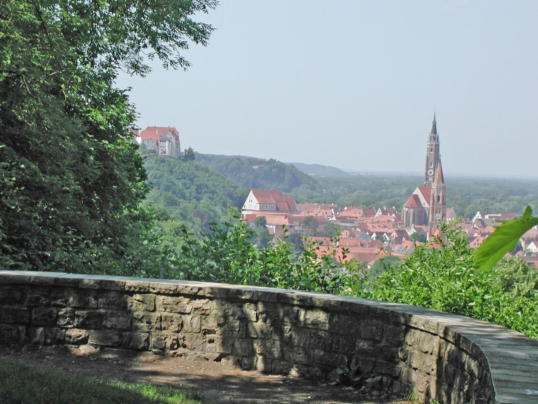 Verkehrsverein Landshut: Aussichtspunkte