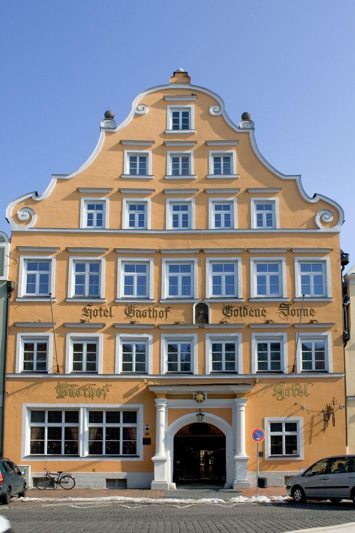 Hotel Restaurant Goldene Sonne Landshut