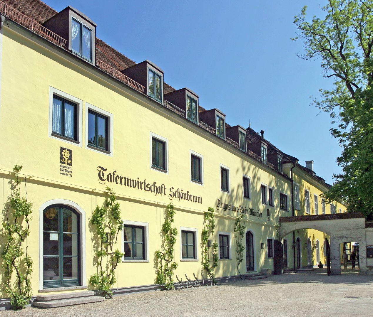 Verkehrsverein Landshut Biergarten In Landshut
